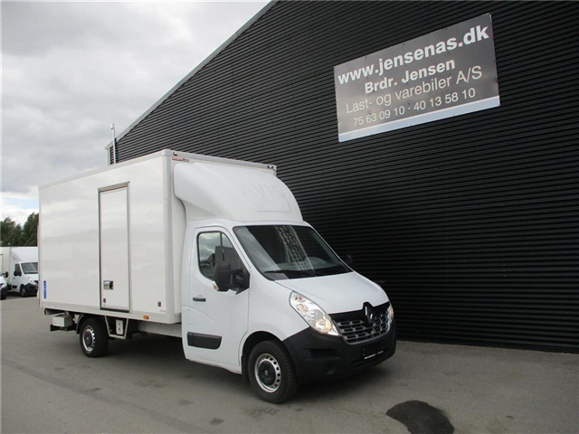 Master Renault  T35 ALUKASSE/LIFT 2,3 DCI 165HK Ladv./Chas.  2016