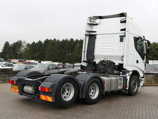Iveco Stralis AS440S48 TY/PT m. hydraulik