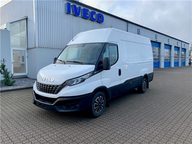 Iveco Daily 35S16 A8 12m3